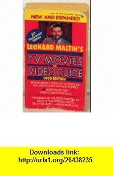 Leonard Maltins TV Movies and Video Guide 1990 (Signet) (9780451162380) Leonard Maltin , ISBN-10: 0451162382  , ISBN-13: 978-0451162380 ,  , tutorials , pdf , ebook , torrent , downloads , rapidshare , filesonic , hotfile , megaupload , fileserve