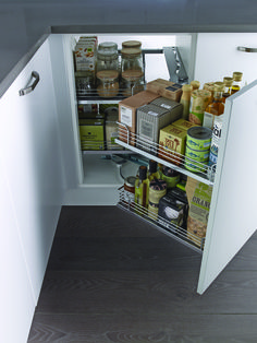 Customise your kitchen with a vast array of kitchen storage options. & The 10 best Kitchen Storage Options images on Pinterest | Kitchen ...