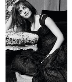 Leighton Meester - Marie Claire April 2012