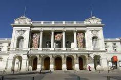 Teatro Municipal de Santiago - Chile Rafting, Performance Kunst, Cities, Chili, Santa Lucia, Architecture Old, Machu Picchu, Great Places, Notre Dame