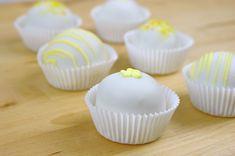 Lemon OREO® Truffles   CANDIQUIK