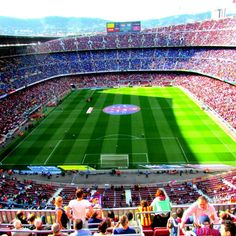The Barcelona Magic @ Camp Nou