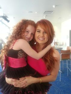 Debby Ryan and Chloe from Dog with a Blog Awesome!!!!!!!!!!!!!