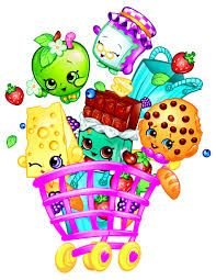 Cool Cube Shopkins Snow Bunnies And Personality