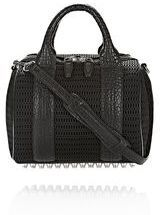 Alexander Wang Rockie In Mesh Black  With Rhodium/Jennifer Lopez Style picks on ShopStyle