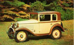 1930 American Austin Coupe