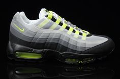 Nike AirMax 95, My Favorite athletic shoe of all time, also have these in pink, thanks to my lovely BF