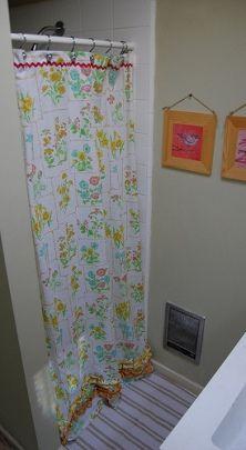 re-interpret for kitchen curtains