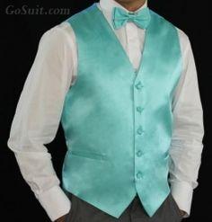 Men's Vest Solid Color - 24