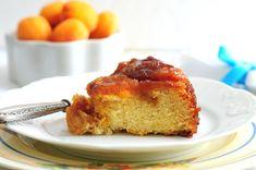 tarta de damascos