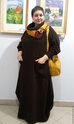 Купить или заказать Сарафан черный в клетку в интернет-магазине на Ярмарке Мастеров. Вот такой классный получился бохо сарафан. Очень удобный и комфортный. Любую блузку надел и новый образ.