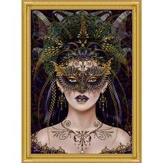Black Masquerade @ foxcollection.com.au