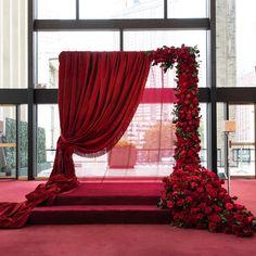 Las Mejores 83 Ideas De Boda De Rosas Rojas Boda De Rosas Rojas Boda Decoracion Bodas