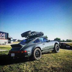 Porsche #Scrambler