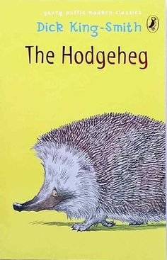 The Hodgeheg (Hedgehog) by Dick King-Smith young puffin modern classics exc cond Madame Doubtfire, New Books, Good Books, Chapter Books, Modern Classic, Hedgehog, King, Ebay, Hedgehogs