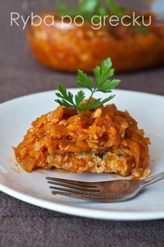 Fish Casserole, Diet Recipes, Cooking Recipes, Baked Salmon, Fish Dishes, Pinterest Recipes, Food For Thought, Appetizer Recipes, Macaroni And Cheese