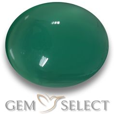 GemSelect features this natural Agate from India. This Green Agate weighs 2.1ct and measures 9.6 x 7.7mm in size. More Oval Cabochon Agate is available on gemselect.com #birthstones #healing #jewelrystone #loosegemstones #buygems #gemstonelover #naturalgemstone #coloredgemstones #gemstones #gem #gems #gemselect #sale #shopping #gemshopping #naturalagate #agate #greenagate #ovalgem #ovalgems #greengem #green Green Gemstones, Loose Gemstones, Natural Gemstones, Agate Gemstone, Gemstone Colors, Buy Gems, Gem Shop, Green Agate, Shades Of Green