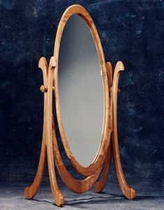 Marco Gutierrez cheval mirror