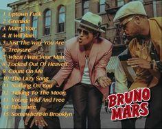 Bruno Mars Top 15 Best Songs