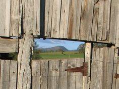 Clever landscape frame