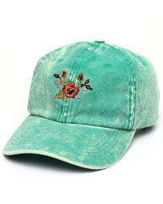 Find Washed Floral Strapback Dad Cap Men's Hats from EPTM. & more at DrJays. on Drjays.com