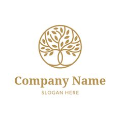 Logo Maker & Logo Creator - Make Your Logo for Free Online Massage Logo, Logo Maker, Logo Arbol, Tree Of Life Logo, Corporate Design, Forest Logo, Logo Minimalista, Restaurant Logo, Resort Logo