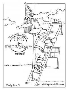9 11 Coloring Sheets Images - Triamterene.us - triamterene.us