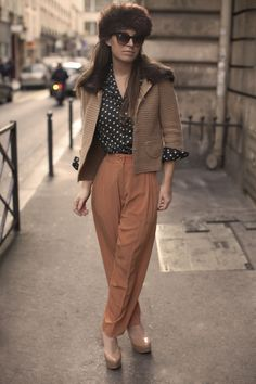 muted palette + separates