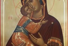 Спас и Богородица Ikon, Mona Lisa, Virgin Mary, Artwork, Image, God, Work Of Art, Auguste Rodin Artwork, Blessed Mother