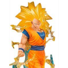 Dragon Ball Super: Figuarts Zero -Super Saiyan 3 Goku Statue by Bandai Japan