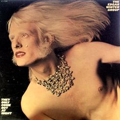 They Only Come Out at Night--Edgar Winter Group. 5 Aug 1973--Swing Auditorium, San Bernardino CA.