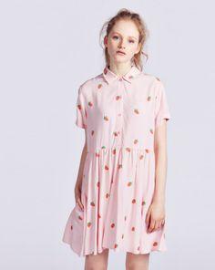 Lazy Oaf Mini Strawberry Dress