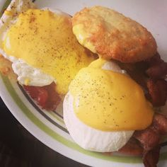 Food for the Tortured Fat Cow Soul: Recipe: Paleo Eggs Benedict