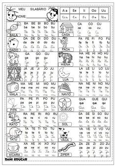 Math Writing, School Choice, Alphabet Tracing, Homeschool Kindergarten, Primary School, Booklet, Education, Training Online, Muscle Building