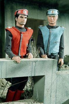 """atomic-chronoscaph: """"Captain Scarlet and Captain Blue - Captain Scarlet and the Mysterons """" Scarlet, Joe 90, Timeless Series, Thunderbirds Are Go, Sci Fi Tv, Old Shows, Kids Tv, Vintage Tv, My Childhood Memories"""