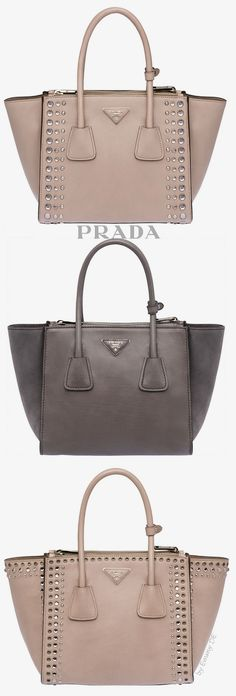 Brilliant Luxury by Emmy DE * Prada Totes 2015