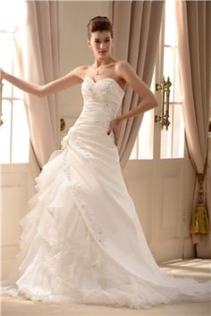 Los mejores vestidos de novia baratos