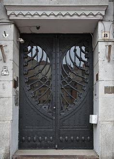 the heart door