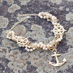 Nautical bracelet.
