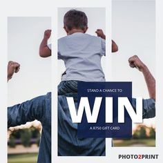 #competitionseason #family_moments #win #photo2printza #shareandwin #photobookcompetition #SouthAfrica #Gauteng #Capetown #Durban #memories Photo Competition, World Photo, Best Dad, Photo Book, Dads, Memories, Instagram, Memoirs, Souvenirs