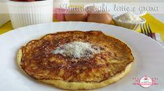 Frittata light, latte e grana (210 calorie) | Le Ricette Super Light Di Giovi