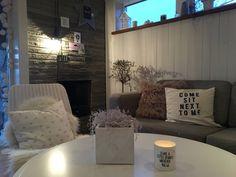 Livingroom www.junesdagbok.no Living Room, Home, Ad Home, Home Living Room, Drawing Room, Homes, Lounge, Haus, Family Rooms