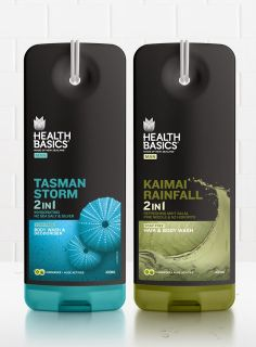 Health Basics on Packaging of the World - Creative Package Design Gallery