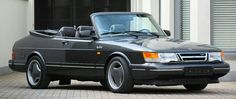 1992 Saab 900 Turbo T16 Convertible