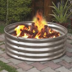 Enjoy the outdoors a little longer this year by adding a firepit to your backyard. Choose from rustic, traditional, modern and more –there's something here to fit your backyard style no matter wha...