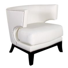 I pinned this Eclipse Accent Chair in Cream from the Chic Chinoiserie event at Joss and Main!