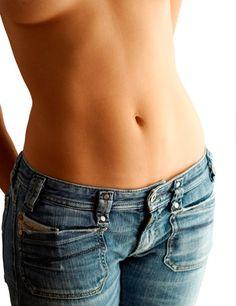 Dieta abdome chapado