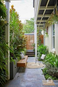 🌟Tante S!fr@ loves this 📌🌟Stanmore landscape design project. Modern Landscape Design, Modern Landscaping, Backyard Landscaping, Landscaping Ideas, Small Gardens, Outdoor Gardens, Small Courtyard Gardens, Gazebos, Small Courtyards