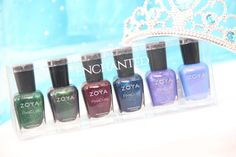 WIN: Zoya Enchanted Holiday Collection 2016 t.w.v. € 90,-