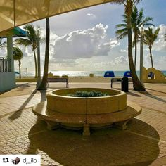Credit to @dj_ilo  ・・・ Good morning from SoFla #southflorida #sofla #soflo #hollywoodbeach #travelgram #travel #beachlife #morning ☀ ☀ ☀ #HollywoodTapFL #HollywoodFL #HollywoodBeach #DowntownHollywood #Miami #FortLauderdale #FtLauderdale #Dania #Davie #DaniaBeach #Aventura #Hallandale #HallandaleBeach #PembrokePines #Miramar #CooperCity #Plantation #SunnyIsles #MiamiGardens #NorthMiamiBeach #Broward (at Hollywwod Broadwalk)